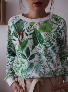 Bluza  GREEN LEAF