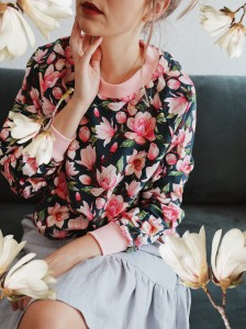 Bluza  MAGNOLIA LOVERS