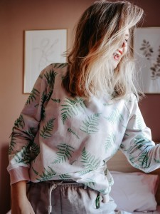 Bluza  MAGIC FERN