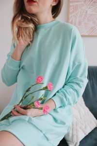 Bluza  SUMMERY MINT